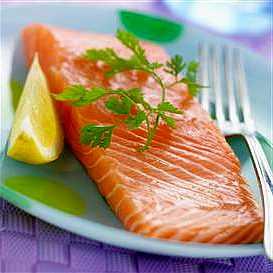 Болят колени? Ешьте рыбу