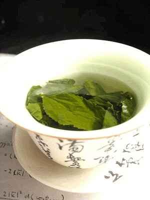 Курите? Пейте зеленый чай