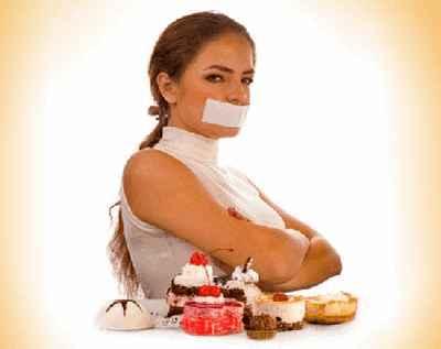 Нарушайте диету