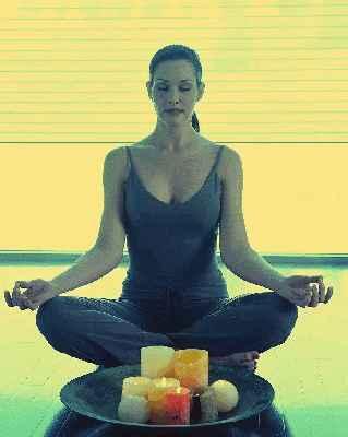 Медитация по-домашнему