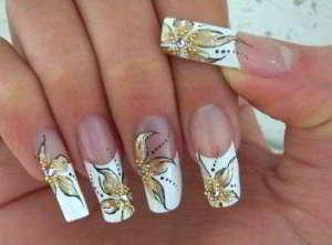 Дизайн ногтей, наращивание ногтей биогелем