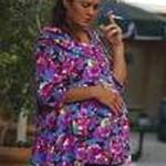 табачный дым на поздних сроках беременности