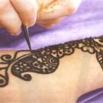 Татуировки черной хной запрещены