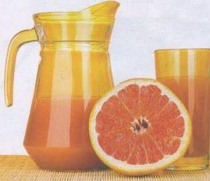 Грейпфрутовый сок против рака