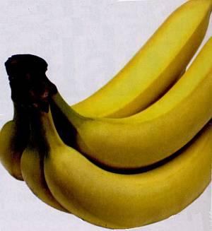 Банан очень полезен