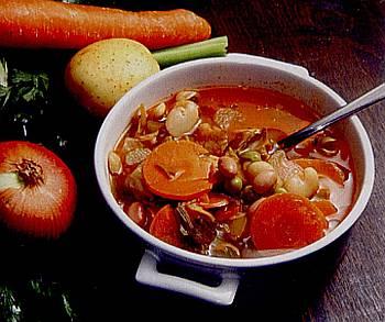 Супы содержат витамины и помогают снизить вес