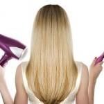 Восстановление волос после лета