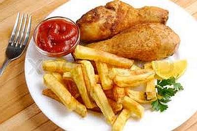 Чипсы и жареная курица вызывают рак простаты