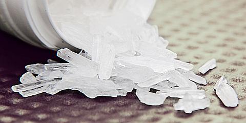 Метамфетамин может вызвать инсульт